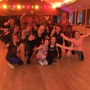 Fairfield Zumba Ladies